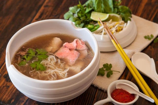 Pressure Cooker Pho (Paleo Friendly)