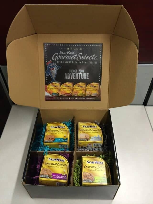 Gourmet Selects Mailer 2