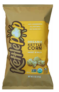 Giveaway: Popcorn Gift Pack from KettlePop