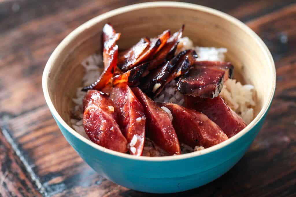 Chinese Clay Pot Rice Recipe