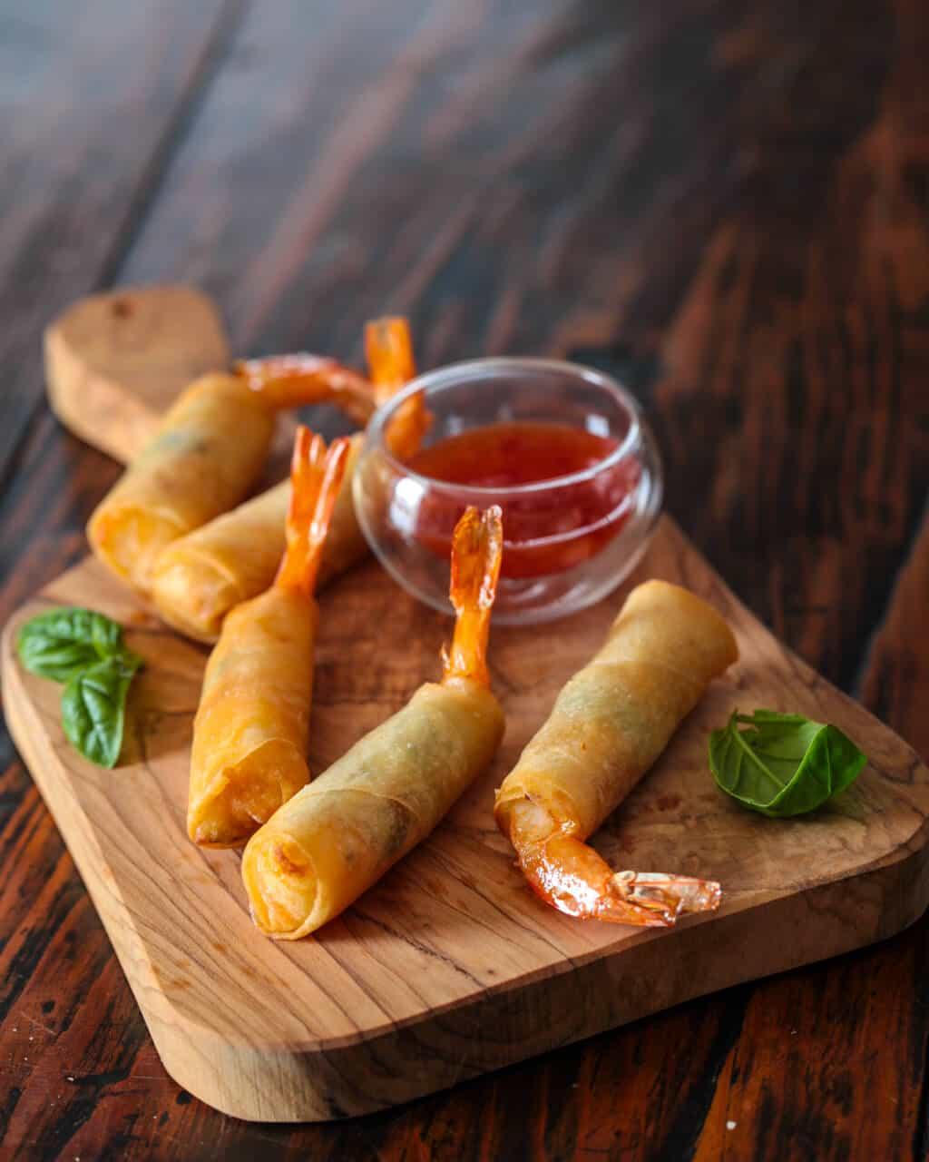 Thai Firecracker Shrimp Recipe