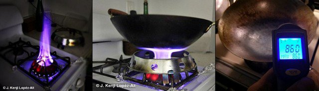 wokmon with wok - 3 pics