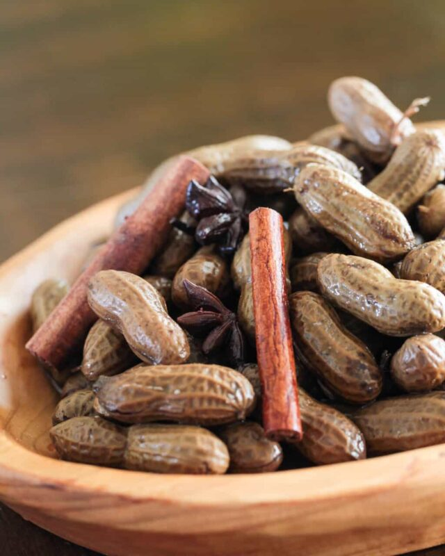 Chinese Boiled Peanuts Recipe - Steamy Kitchen Recipes