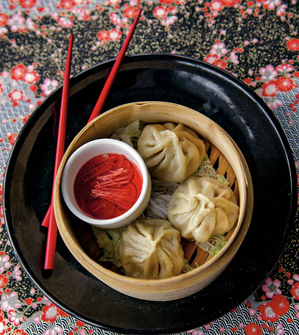 Chinese Soup Dumplings Recipe (with Pork & Crab)