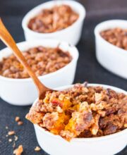 Steamy Kitchen Com  Ruths Chris Sweet Potato Casserole Recipe
