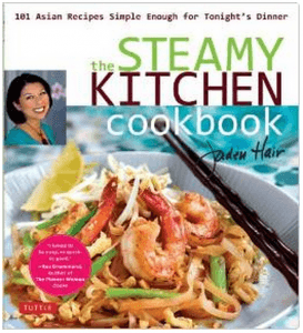 the Steamy Kitchen cookbook amazon