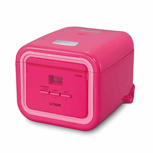 Tiger Rice Cooker - Steamy Kitchen Giveaway