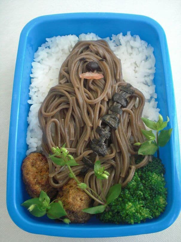 Make some noise, Chewbacca!