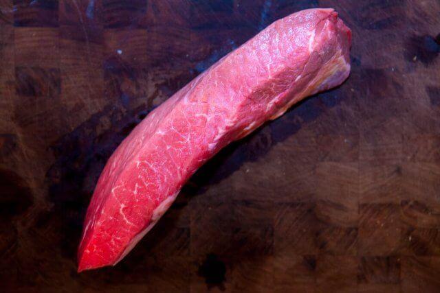 Korean Beef Jerky Recipe - use london broil