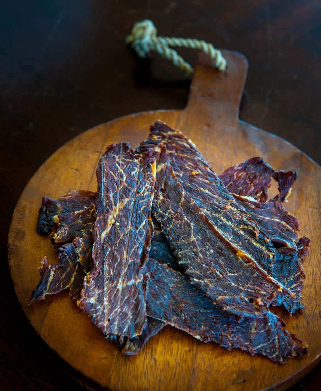 Korean Beef Jerky