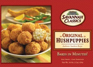 Original Hushpuppies Packaging