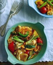 Thai Sweet and Sour Tofu