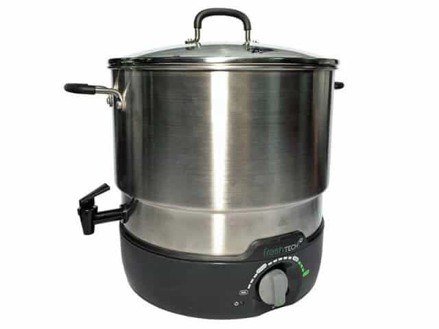 Electric Pressure Cooker For Canning ~ Ball freshtech electric water bath canner multi cooker