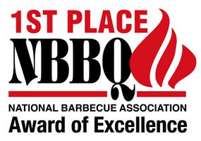 NBBQ 1st Place Award Of Excellence