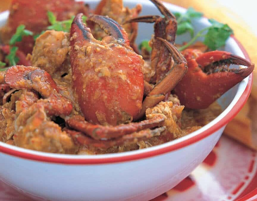 Singapore Chili Crab Recipe