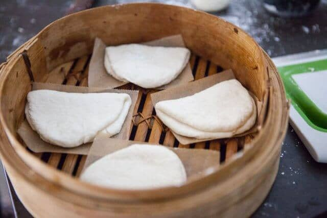 chinese steamed buns recipe roasted duck-4146