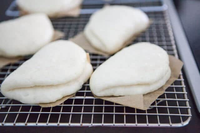 chinese steamed buns recipe roasted duck-4174