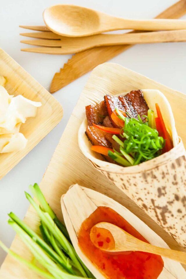 Sous Vide Pork Belly Tacos Recipe