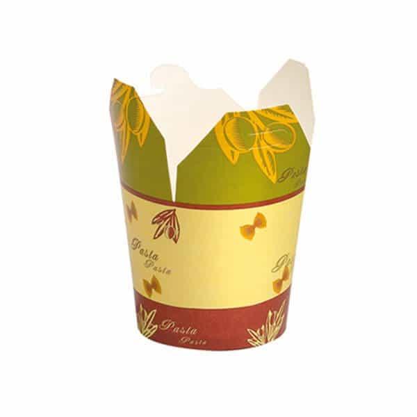 Bio & Chic Decorative Chinese Take Out Box