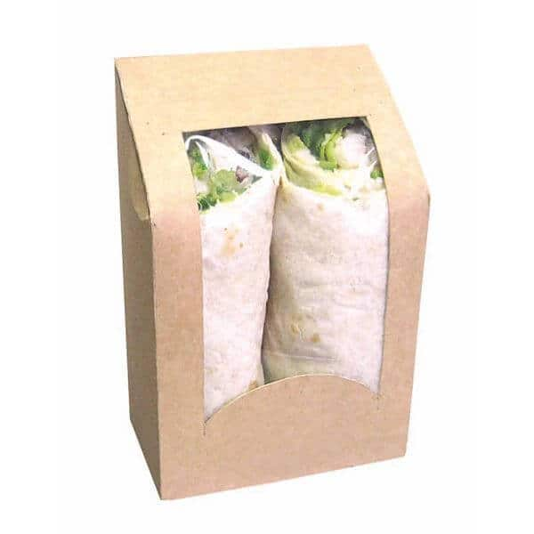 Bio & Chic Sandwich Wrap Box