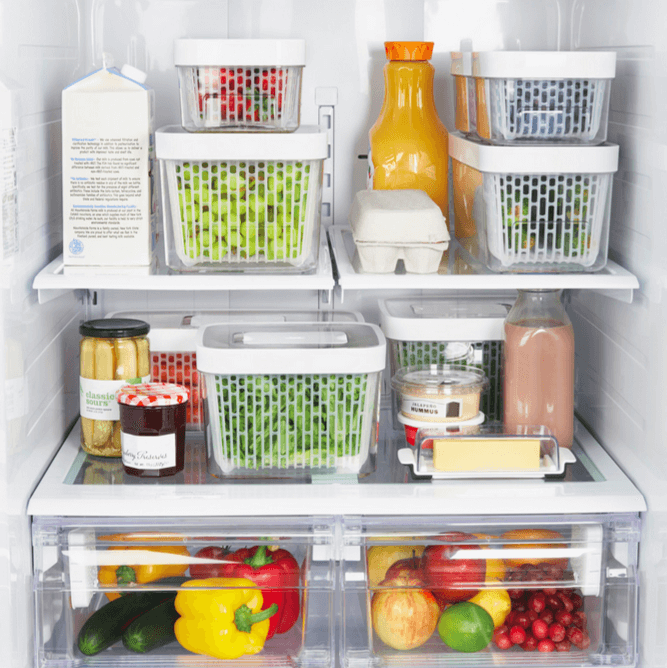 OXO Greensaver Produce Keeper Review & Giveaway