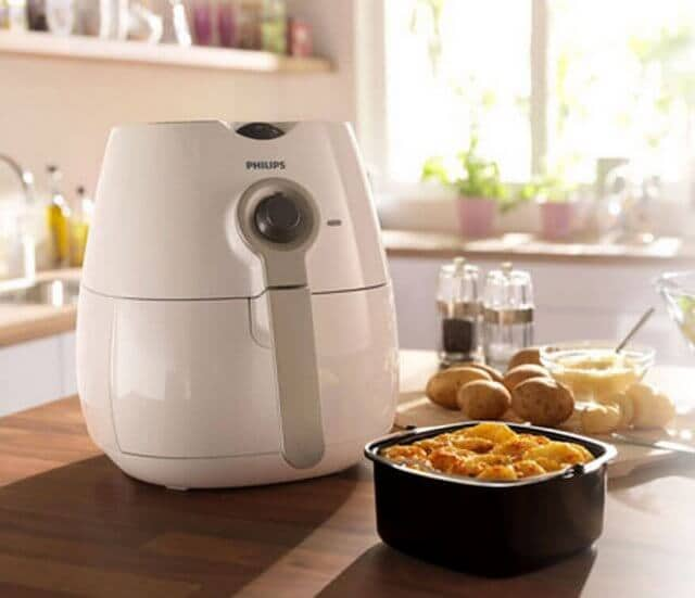 Air Fryer Chinese Food