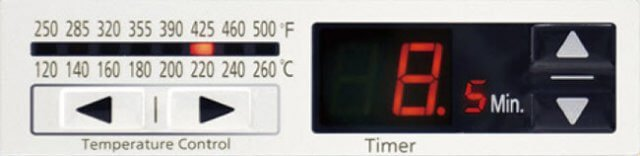 panasonic toaster oven review 5