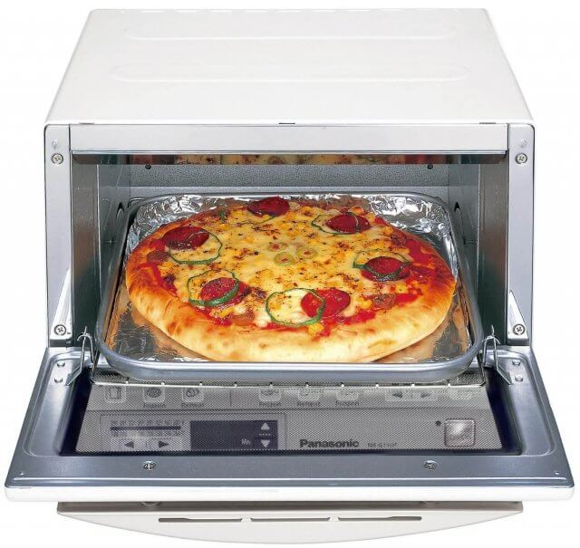 panasonic toaster oven review