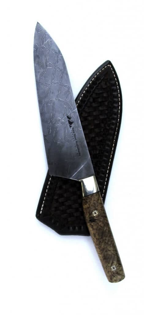 custom chefs knife-2500