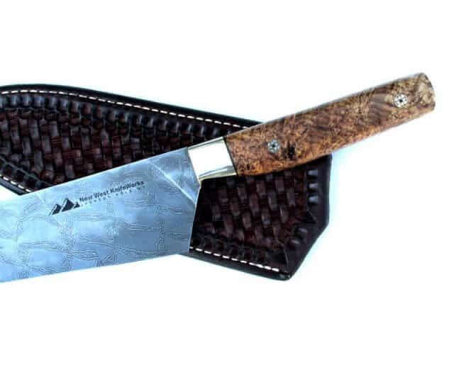 custom chefs knife-2501