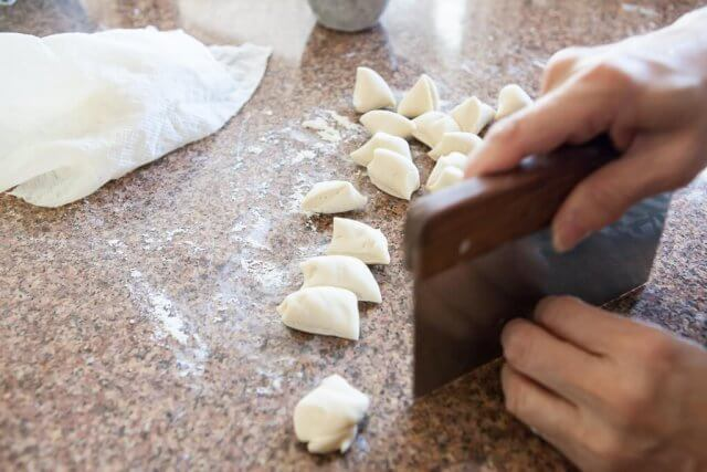 chinese dumpling potsticker wrappers recipe-5216
