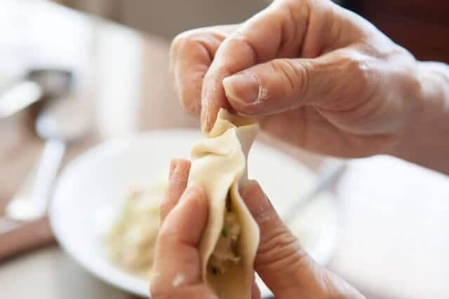 chinese dumpling potsticker wrappers recipe-5235