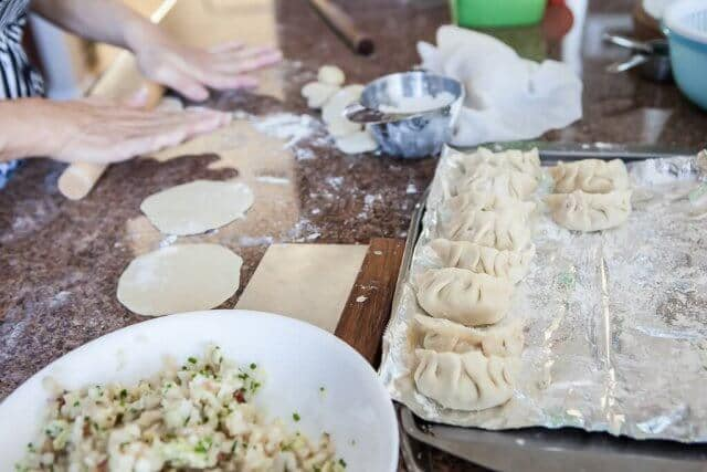 chinese dumpling potsticker wrappers recipe-5267