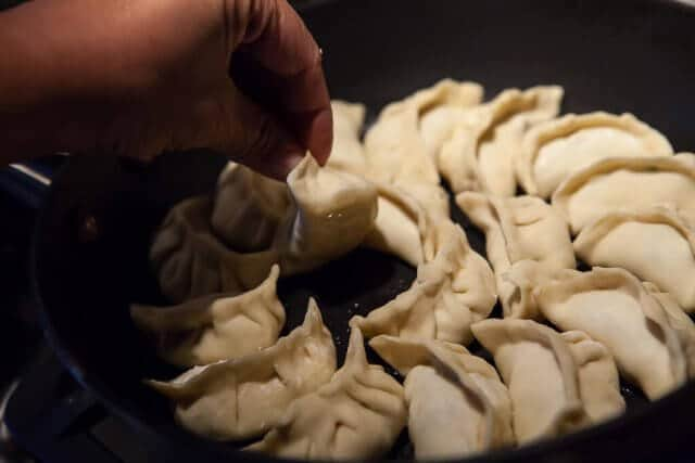 chinese dumpling potsticker wrappers recipe-5308
