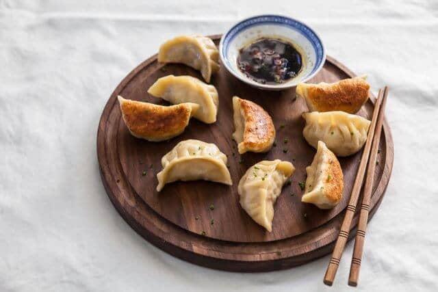 batch of dumplings