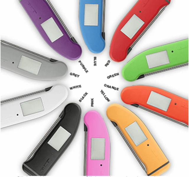 thermapen mk4 colors