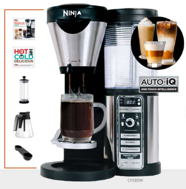 Princess One Cup Coffee Maker Review : Ninja Coffee Bar Review & Giveaway - Steamy Kitchen Recipes