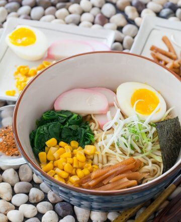15 Minute Miso Ramen Recipe Steamy Kitchen Recipes
