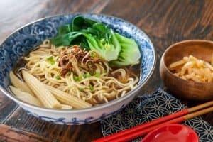noodle soup baby bok choy recipe-5617