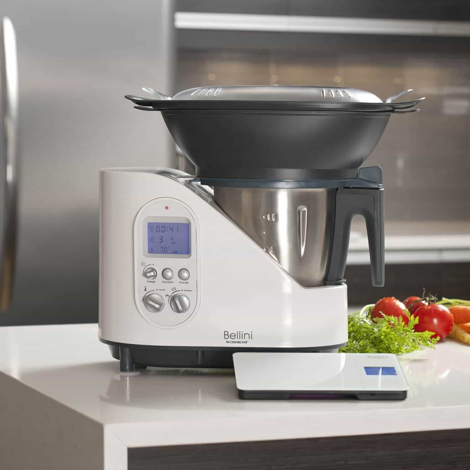 Uncategorized Kitchen Appliance Review bellini kitchen master review giveaway steamy recipes