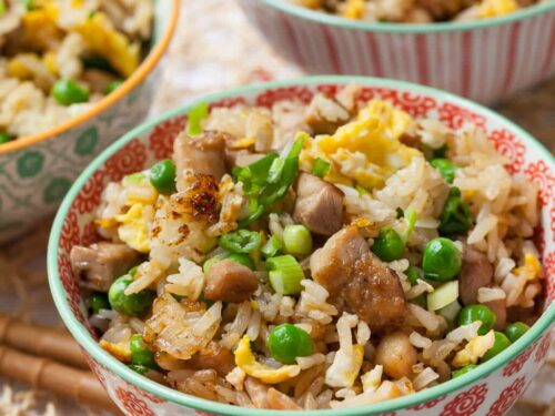 Chicken Fried Rice Recipe Learn How To Cook Light Fluffy Fried Rice