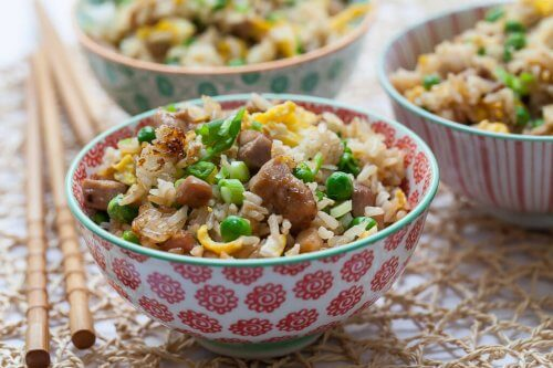 how to cook pineapple fried rice