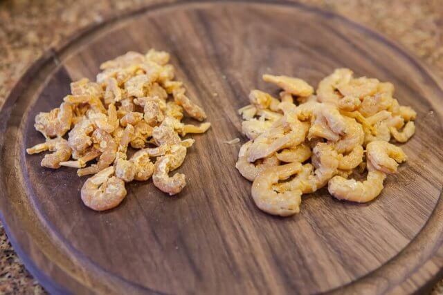 chinese sausage brown rice pressure cooker recipe-5901