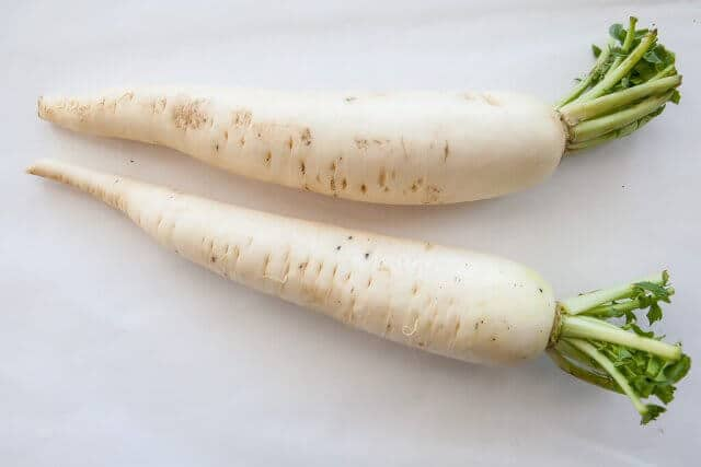 daikon for daikon soup