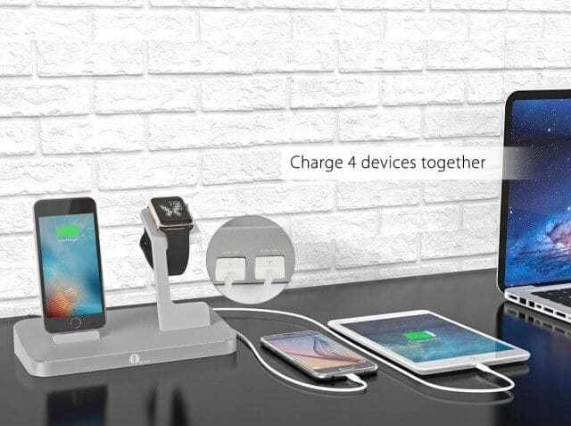 1byone 3 in 1 charging dock review 2