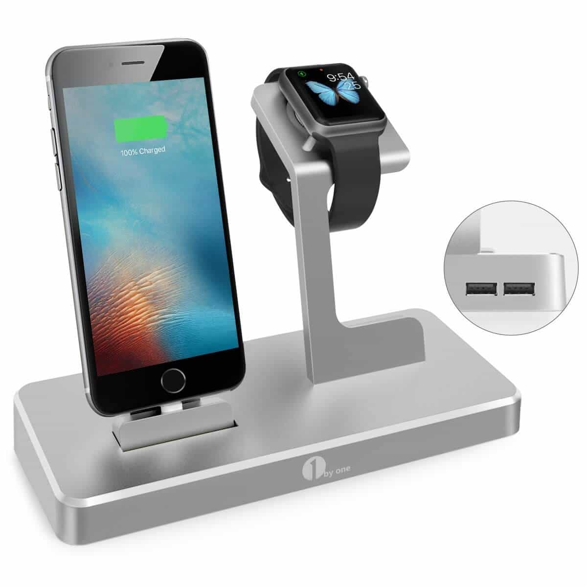 Apple Watch, IPad, IPhone Charging Stand