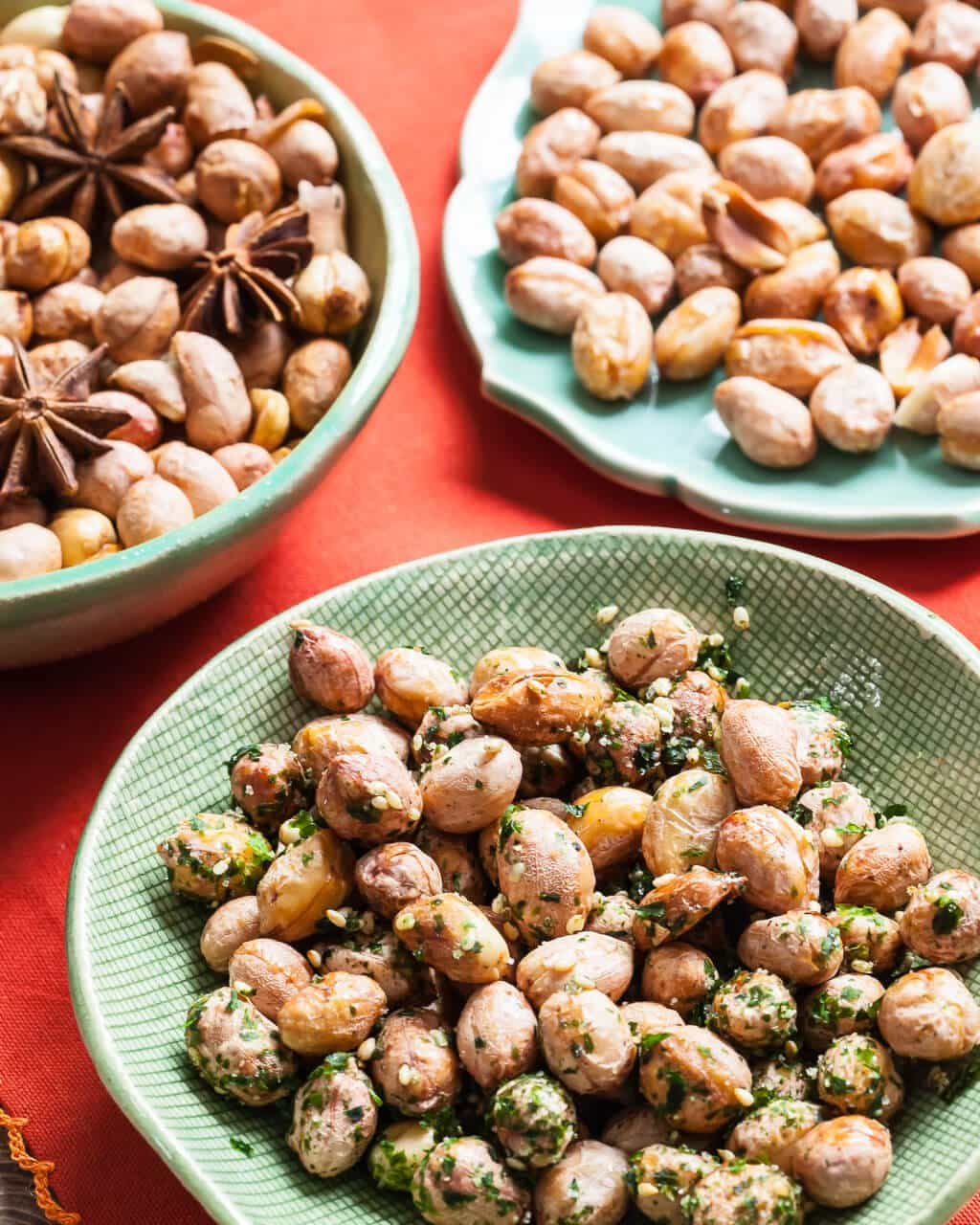 How to Make Crunchy Roasted Peanuts in the Microwave