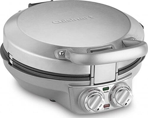 cuisinart crepe maker review 1