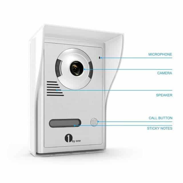 1byone doorbell video review 3