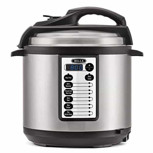 bella pressure cooker review